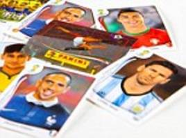 Neymar, Lionel Messi and Cristiano Ronaldo go missing in Brazil as crooks make off with haul of 300,000 Panini stickers