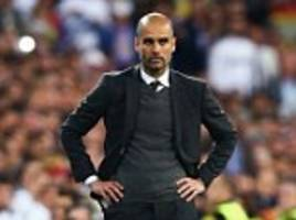 Pep Guardiola 'proud' of his Bayern Munich team and tactics despite loss to Real Madrid