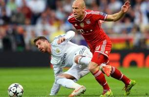 robben confident bayern can progress to champions league final