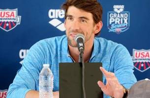 Phelps candid on return to pool