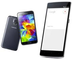 Samsung Galaxy S5 vs OnePlus One: David takes on Goliath