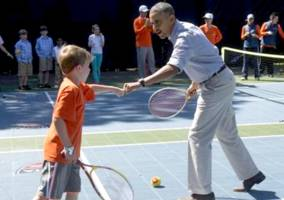 Tennis with Obama, Tyler Perry Lends a Hand, New Gun-Carry Law, Bomb Threat Via Text; Top Posts in GA