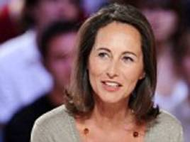 Hollande's ex Segolene Royal forced to deny rumours that she banned low cut tops