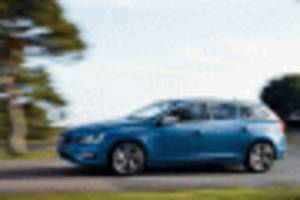 2015 Volvo V60 Plug-In Hybrid R-Design: Forbidden Fruit