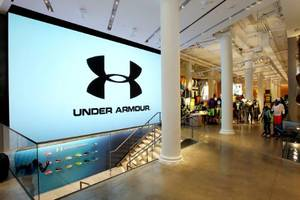 Under Armour Opens New York's First Brand House Specialty Retail Store